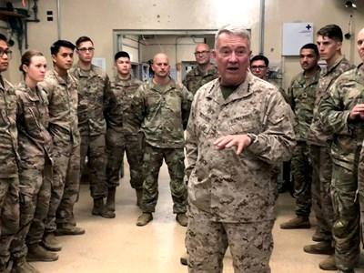 Американски войници в Афганистан: Ройтерс