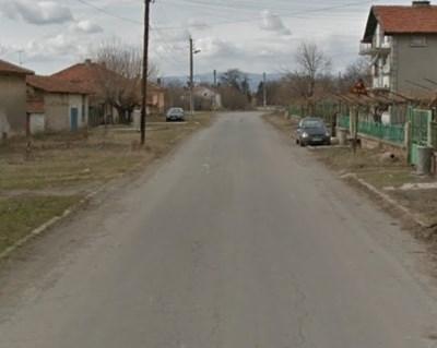 Село Езеро СНИМКА; Google Street View