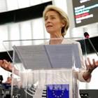 Урсула фон дер Лайен обвини Макрон: Той отвори вратата за Русия към Западните Балкани