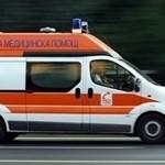 Водач на лек автомобил загина при удар на пътя