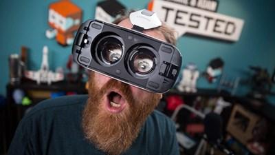 С подобни очила човекът става част от виртуалната реалност, която ще е един от най-използваните похвати в рекламната индустрия през следващите години.