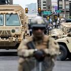 Националната гвардия влезе в Чикаго, а достъпът до центъра на града е ограничен СНИМКА: Ройтерс
