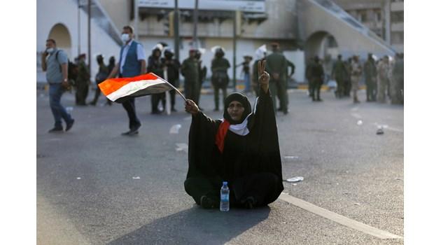 Антиправителствени протести в Ирак