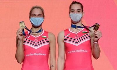 Сестри Стоеви за втори път спечелиха злато на европейско първенство