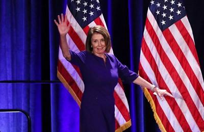 Лидерката на Демократите Нанси Пелоси Снимка: Ройтерс