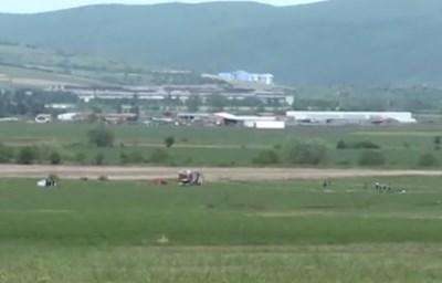 Четири версии за авиокатастрофата с две жертви край Ихтиман
