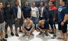 Наши банди на манифестация - да точат банкови карти в Бали