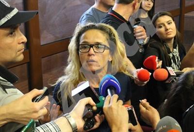 Десислава Иванчева по време на съдебни заседания СНИМКА: 24 часа