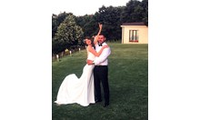 Калин Сърменов даде ръката на  дъщеря си пред 300 гости
