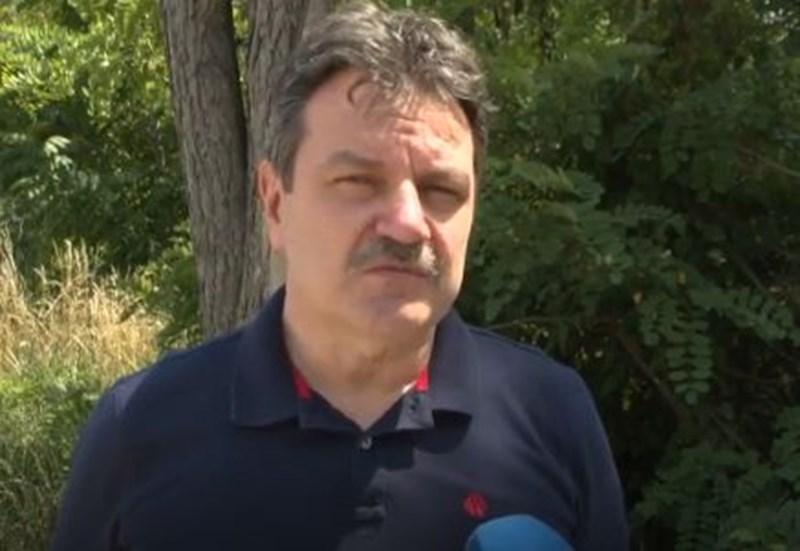 Д-р Александър Симидчиев. Кадър  Bulgaria ON AIR.