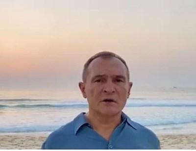 Васил Божков на дубайския плаж