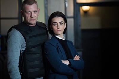Юлиан Вергов и Ана Пападопулу изпълняват главните роли в криминалния сериал на Нова тв.