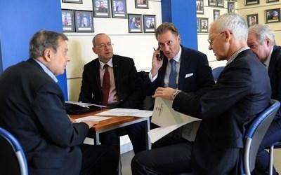 Национално представителните работодателски организации - АИКБ, БСК, БТПП и КРИБ, обединени в Асоциация на организациите на българските работодатели (АОБР) ще отправят предложения за реформи към държавните институции. Снимка Архив