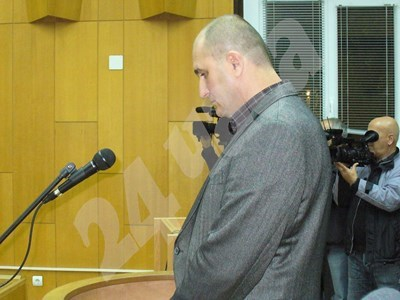 Георги Сапунджиев. Снимка ВАНЬО СТОИЛОВ