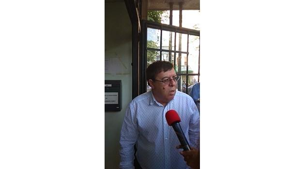 Бенчев пред следствието в Бургас: Очаквам обективен процес, озовах се с Очите в Турция случайно