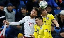 Мъри и Казахстан с трето 1:1 в Лигата на нациите