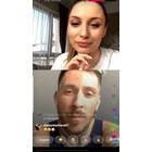 Михаела Маринова и Павел се включиха заедно на живо в инстаграм