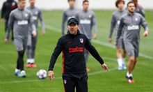 """""""Атлетико"""" и Диего Симеоне с шанс да посрещнат новата 2021 г. с титлата на Испания"""