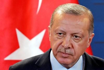 Турският президент Снимка: Ройтерс
