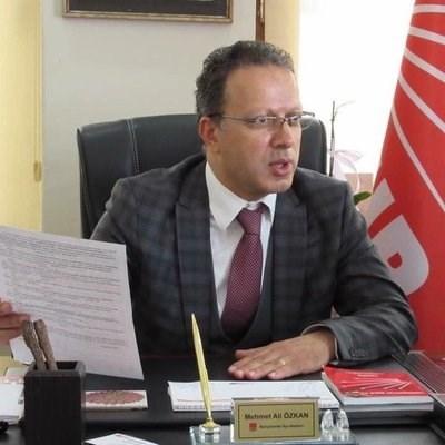Депутатът Мехмет Али Йозкан СНИМКА: туитър/eczmali