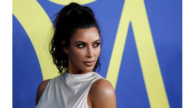 Ким Кардашиян взе 2 млн. долара за заснемане на реклама (Видео)
