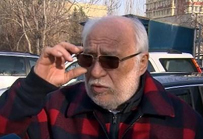 Оръжейният търговец Емилиян Гебрев - снимка Би Ти Ви