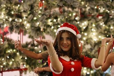 Погрижете се да си прекарате весело празниците без излишни натоварвания.  СНИМКА: РОЙТЕРС