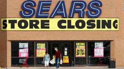 Поредният магазин на гиганта затваря врати. СНИМКА: РОЙТЕРС