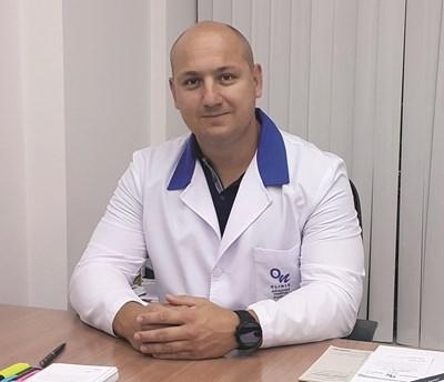 Д-р Димитър Блажев, уролог Международен медицински център ОН КЛИНИК - България