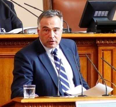 Антон Кутев СНИМКА: Архив