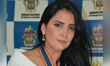 """Бегълката от затвора Аида Мерлано в колумбийския """"Уотъргейт"""""""
