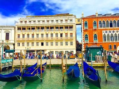 Венеция е недостъпна засега.
