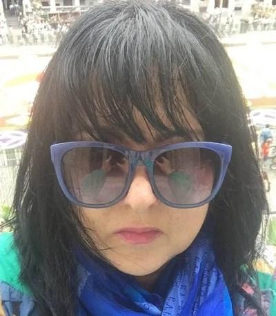 Профилната снимка на Мая Добрева във фейсбук
