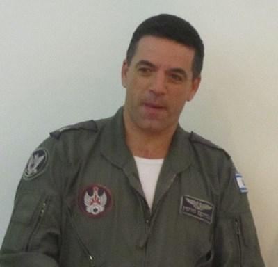 Командващият военновъздушните сили на Израел Амикам Норкин СНИМКА: Уикипедия/Avneref