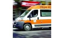 Жена загина под камион, който се обърна на сметище в Сливен