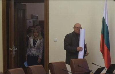 Емил Димитров СНИМКА: Велислав Николов