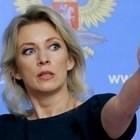 Говорителката на външното министерство в Москва Мария Захарова СНИМКА: Ройтерс