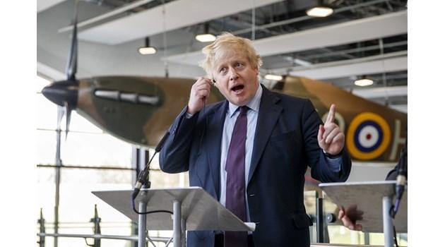 """Борис Джонсън: Разполагаме с доказателства, че Русия e произвеждала и складирала """"Новичок"""""""