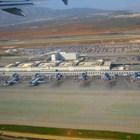 Кадър от летището в Атина Снимка: athensguide.com