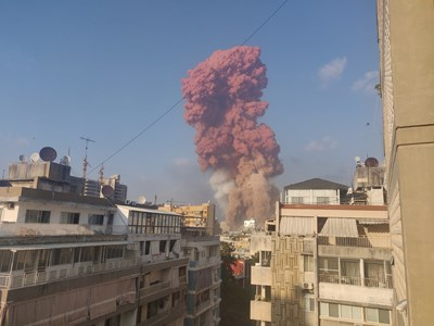 Бейрут СНИМКА: Ройтерс