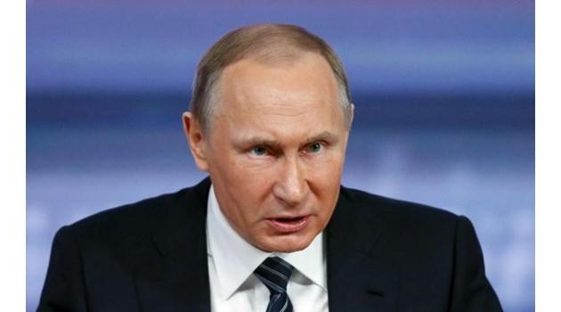 Русия не се е месила в работите на никоя държава, но на нас постоянно ни се бъркат