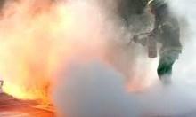 Разследват пожар в изоставен трафопост във Велико Търново