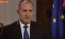 """Румен Радев: Имам само 1 апартамент в """"Редута"""" от фонда на МО в Пловдив"""