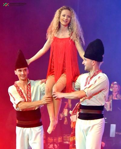 Концертът на Деси Добрева в Бургас е на 26 юли в Летния театър.