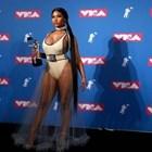 Ники Минаж на видео музикалните награди на MTV СНИМКА: Ройтерс