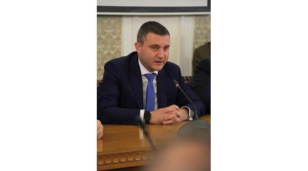 Горанов: Държавата няма намерение да участва частично или изцяло в сделката за ЧЕЗ
