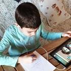 Учениците и учителите ползват успешно платформите.  СНИМКА: ЛИЛЯНА КЛИСУРОВА