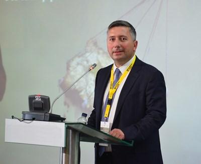 Иво Прокопиев на годишната среща на бизнеса СНИМКА: Йордан Симeонов
