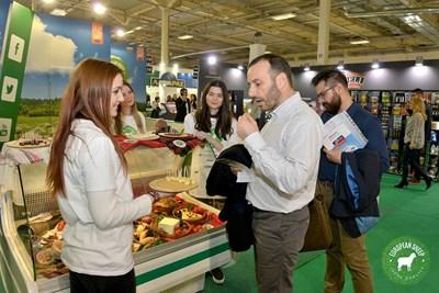 Това е част от мероприятие по промоция на български продукти, организирано от участници в схемата.