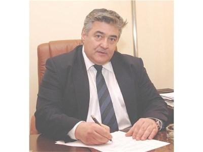 Димитър Танев, шеф на нотариусите СНИМКА: ПАРСЕХ ШУБАРАЛЯН